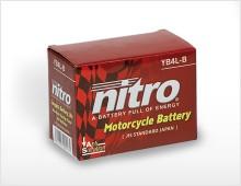 Nitro Batteries packaging