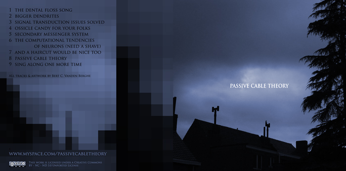 Passive Cable Theory CD artwork