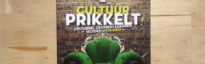 Folders Cultureel Centrum Lokeren