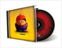 CD artwork: brunk – sept 2003