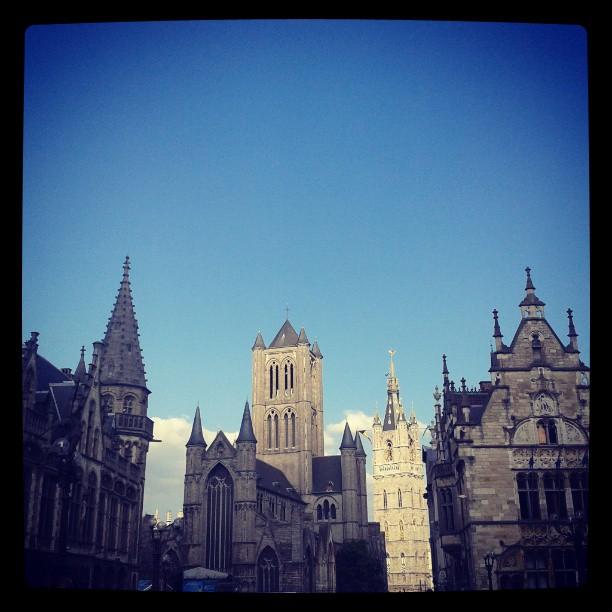 Ghent - ©Bert Vanden Berghe 2013