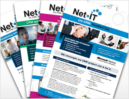 Net IT product fiches