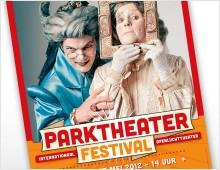 Poster Parktheaterfestival 2012