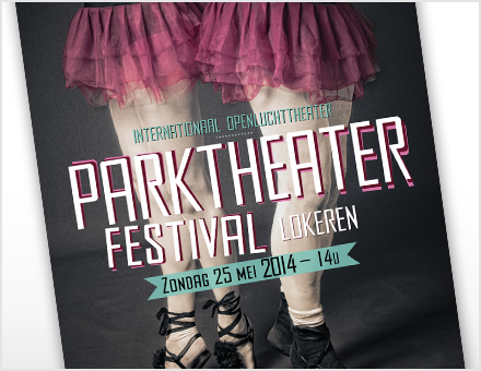 Parktheaterfestival 2014 poster