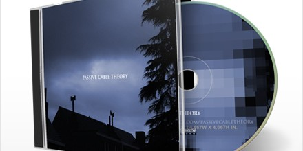 CD artwork: Passive Cable Theory