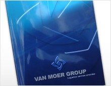 Van Moer Group folder
