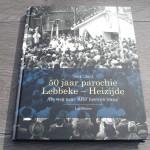 heizijde Book design - cover - Bert Vanden Berghe 2014