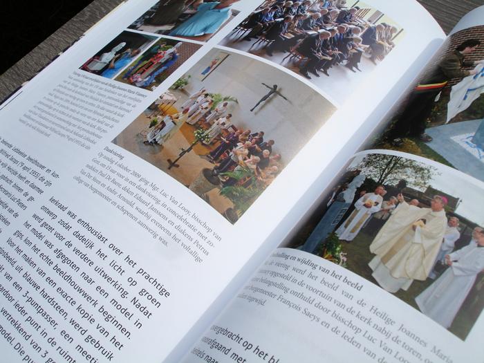heizijde Book design + DTP - Bert Vanden Berghe 2014