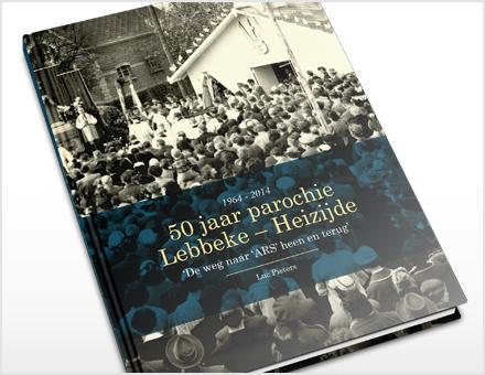 Book '50 jaar parochie Lebbeke – Heizijde'