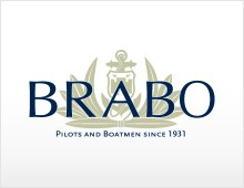 Brabo Pilots and Boatsmen logo