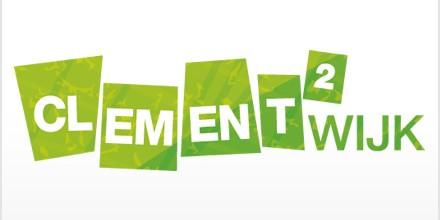 Clementwijk (Sint-Niklaas) logo + huisstijl