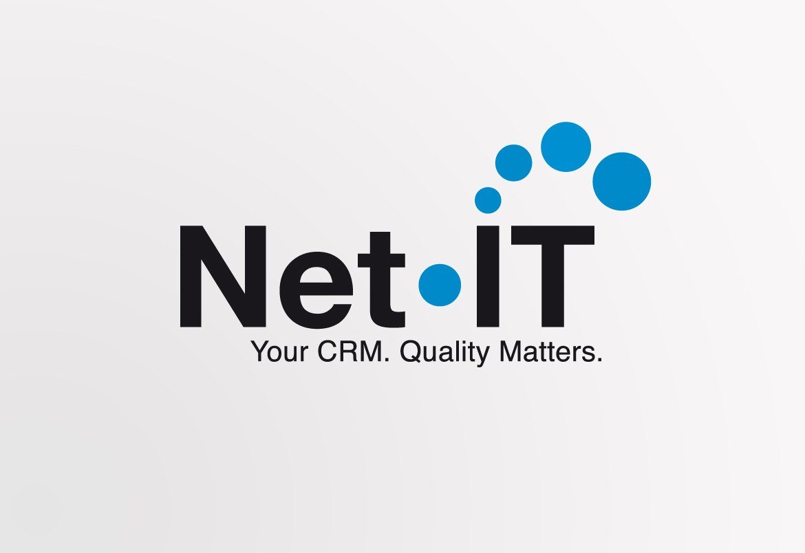 Net IT logo redesign by Bert Vanden Berghe for Graffito nv