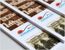 Toerisme Scheldeland: wandel- en fietsbrochures