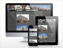 VT-Invest responsive website
