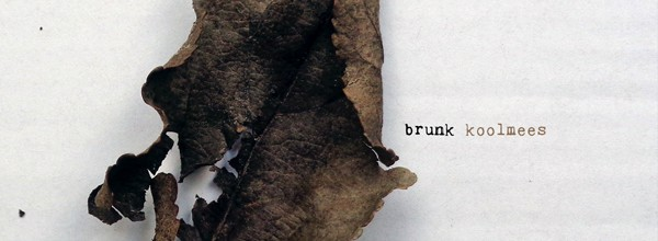 CD artwork: brunk – koolmees