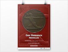Catalogus en tentoonstelling Geo Verbanck